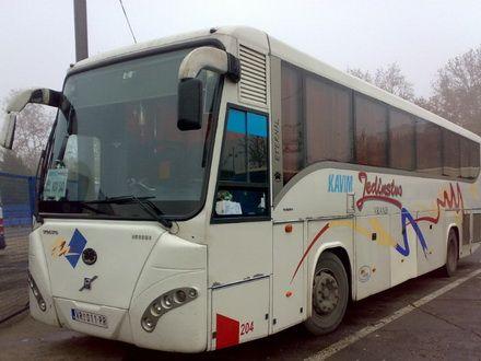 Zbog prazničnih gužvi uvedene vanredne autobuske linije