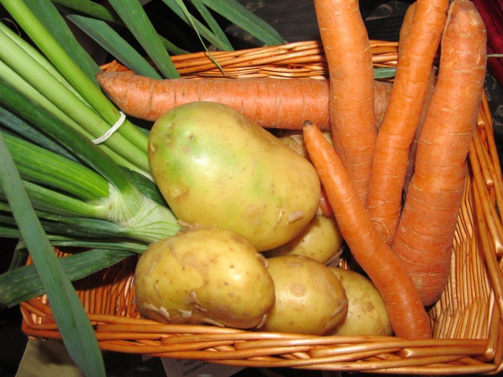 Oprez kod kupovine povrća