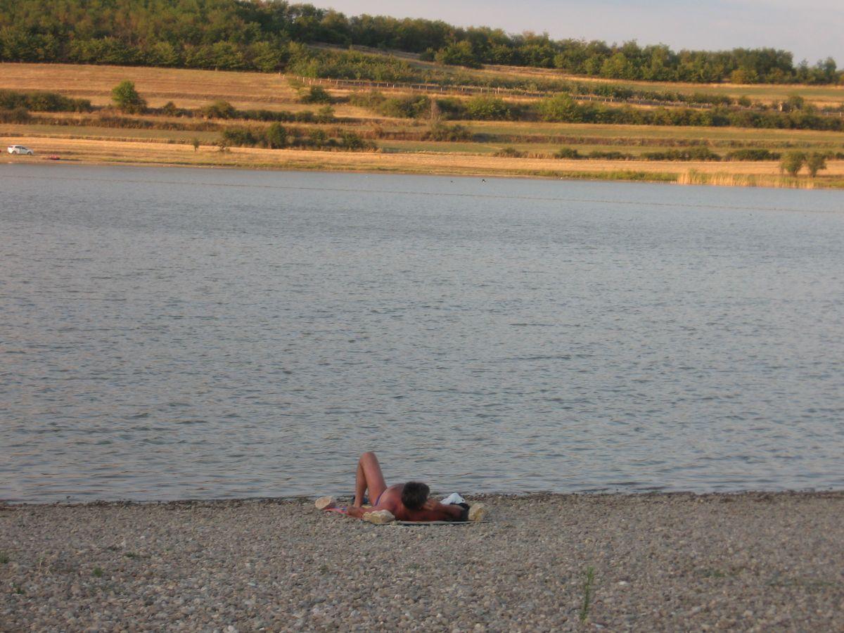 Aleksandrovačko jezero uprkos svemu čeka revitalizaciju