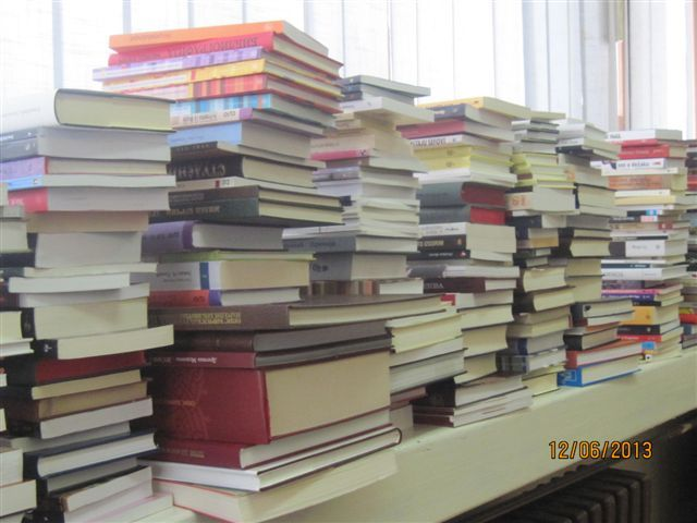 Leskovačka biblioteka bogatija za 800 naslova