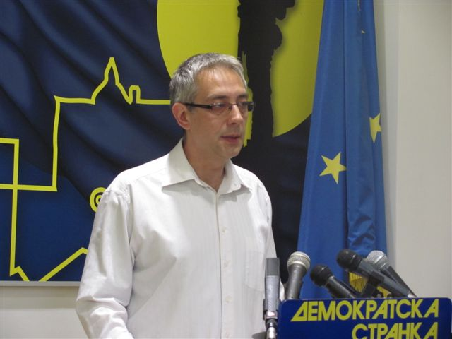 DS pokrenla peticiju za slobodu Slobodana Kocića