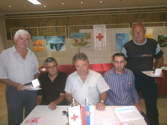 Lepojević i Spasić dali krv po 75 puta