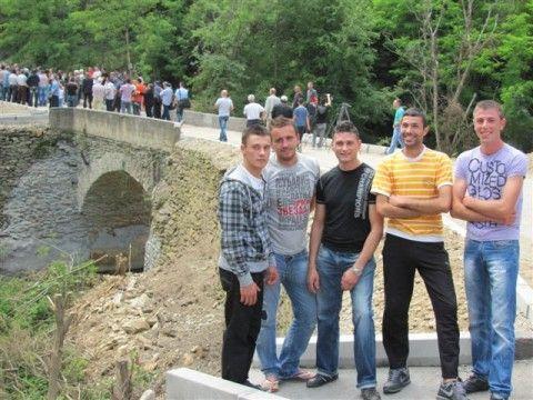 Popravljen most u Gradašnici