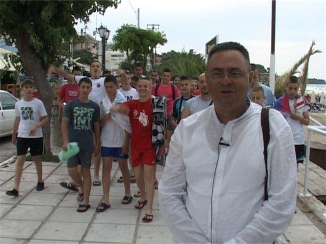 Učenici iz Gložana, Lopušnje i Šišave otputovali na letovanje