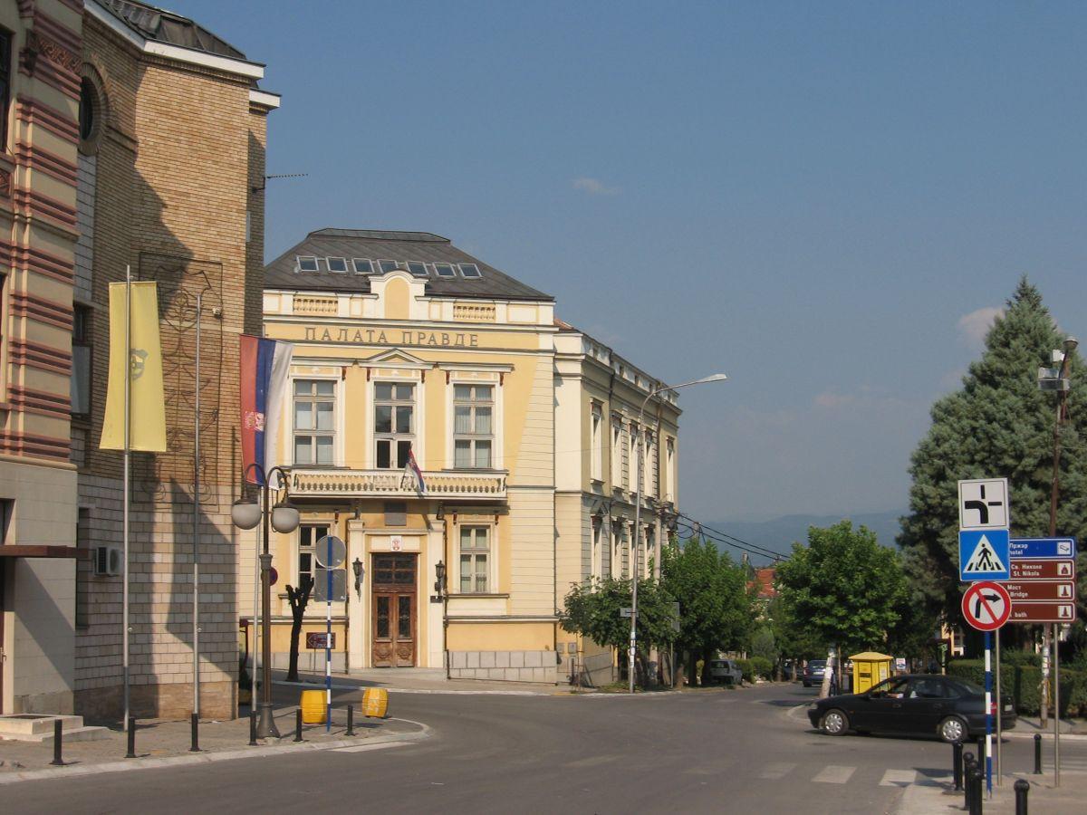 Priznanje za unapređenje efikasnosti dodeljeno Osnovnom sudu u Vranju