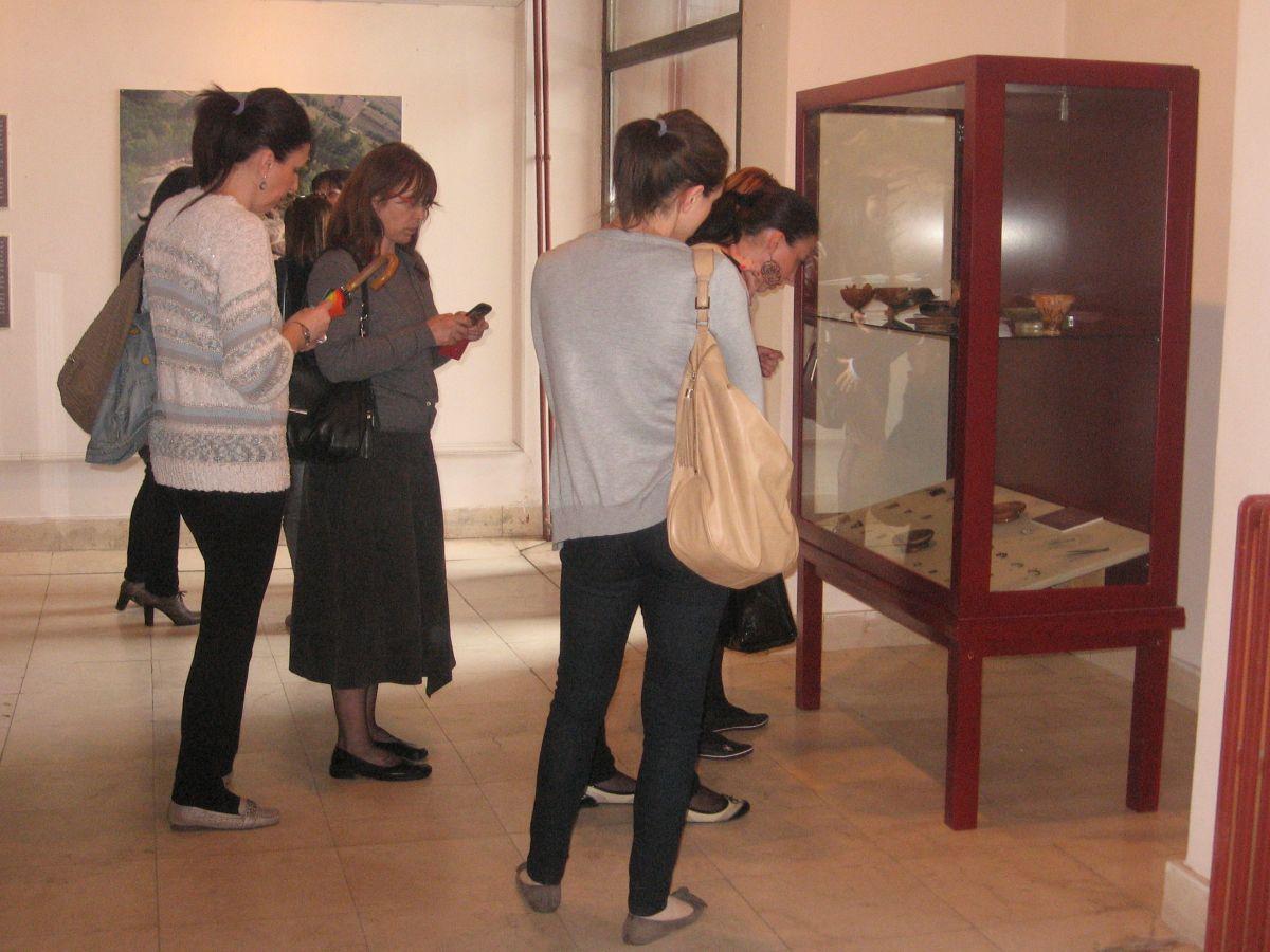 Otvorena izložba eksponata pronađnih na arheološkom nalazištu Kale – Krševica