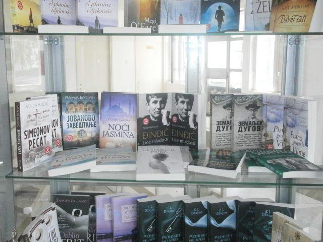 Laguna u Lebanu nudi knjige po povoljnim cenama