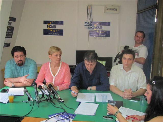 Nova stranka: Stanje u Leskovcu alarmantno