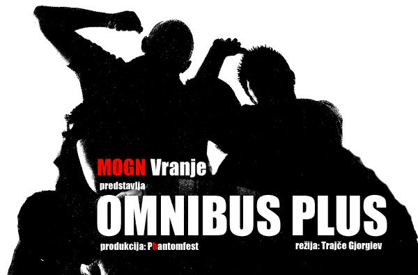 "Premijera predstave ""Omnibus plus"" na P(h)antomfestu"