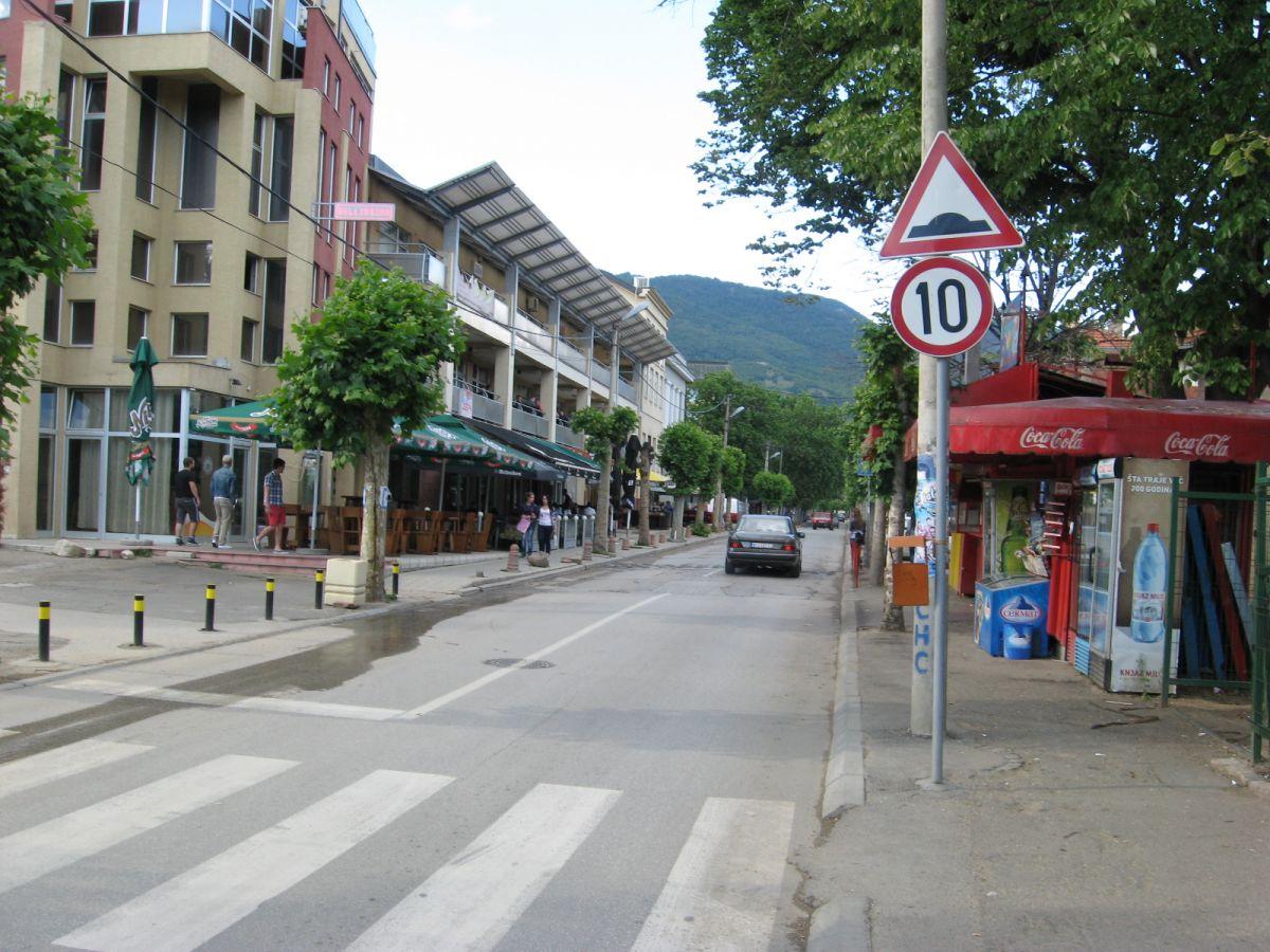 Vikendom se zatvara Partizanska ulica