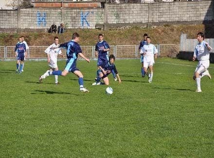 Odlučujuća utakmica Radnika i Sinđelića