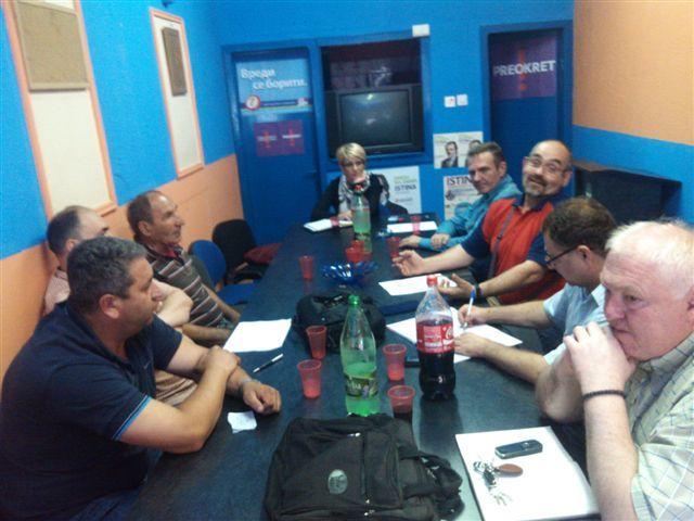 SPO podmlađuje odbore na jugu Srbije