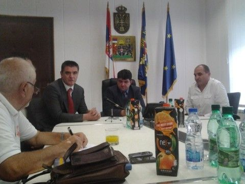 Peruničić: Sramota što sportska hala Partizan nije završena