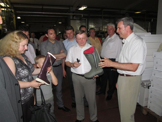 Ambasador Belorusije posetio Tigar