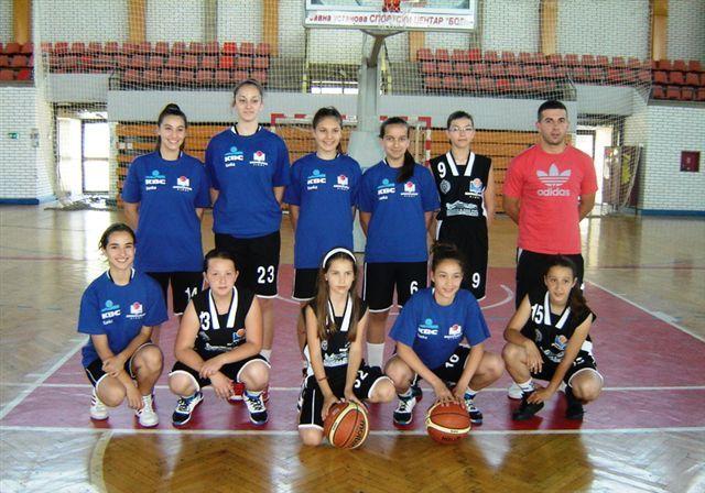 Uspeh pirotskih košarkašica