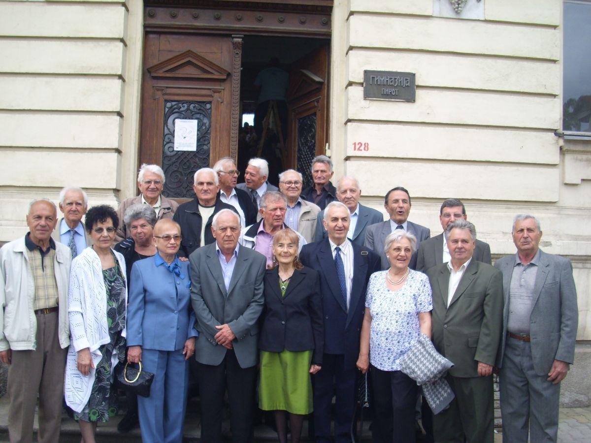 Maturanti proslavili 55. godišnjicu mature
