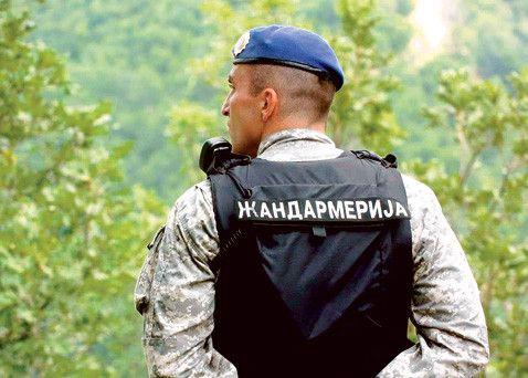 Uhapšen pripadnik Žandarmerije