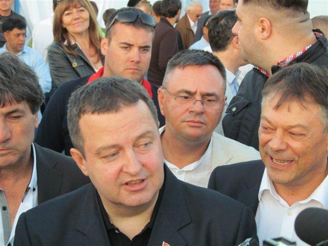 Dačić: Kultura nacionalni prioritet