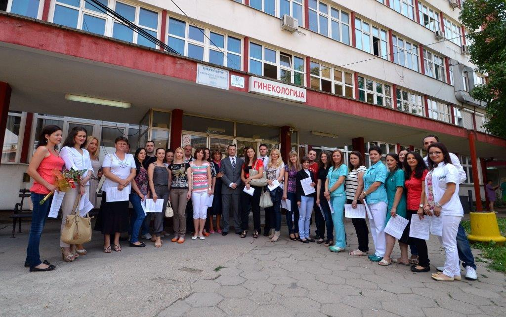 Klinički centar uposlio 30 medicinskih sestara
