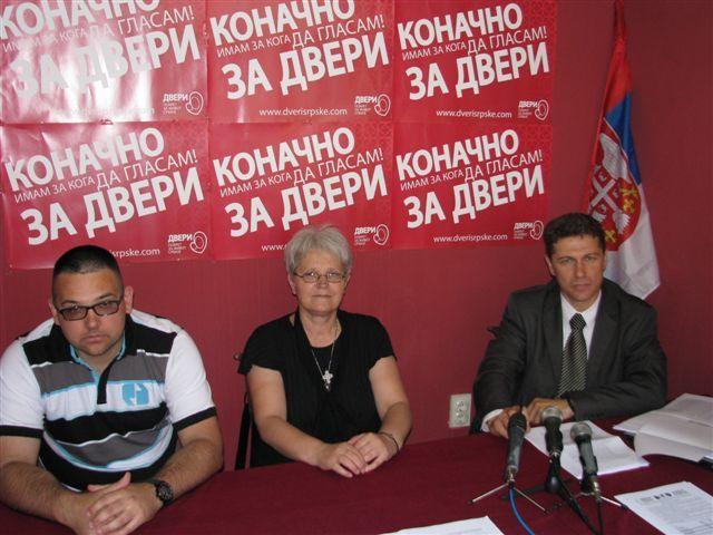 Dveri: Strane kompanije isisavaju kapital iz Leskovca