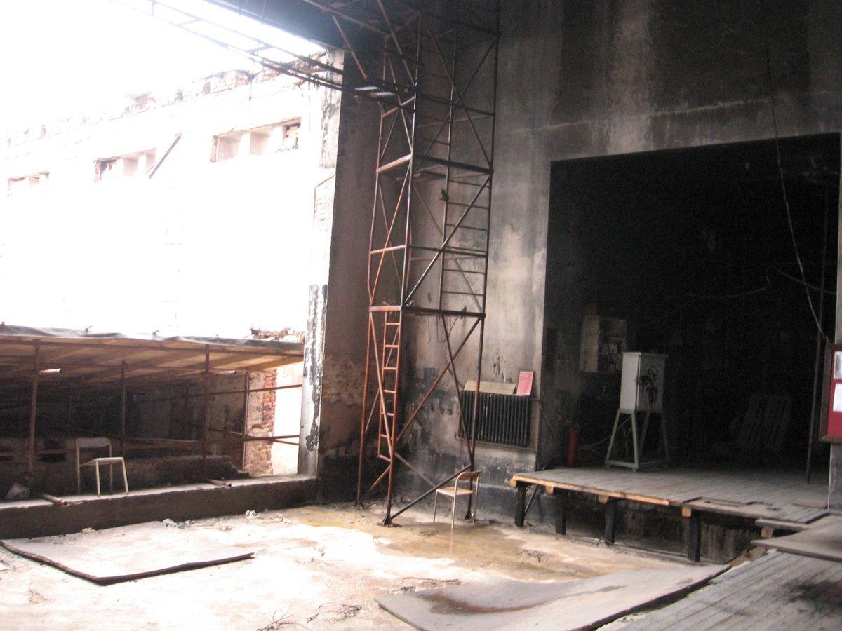 Na namenski račun sve više uplata za obnovu pozorišta