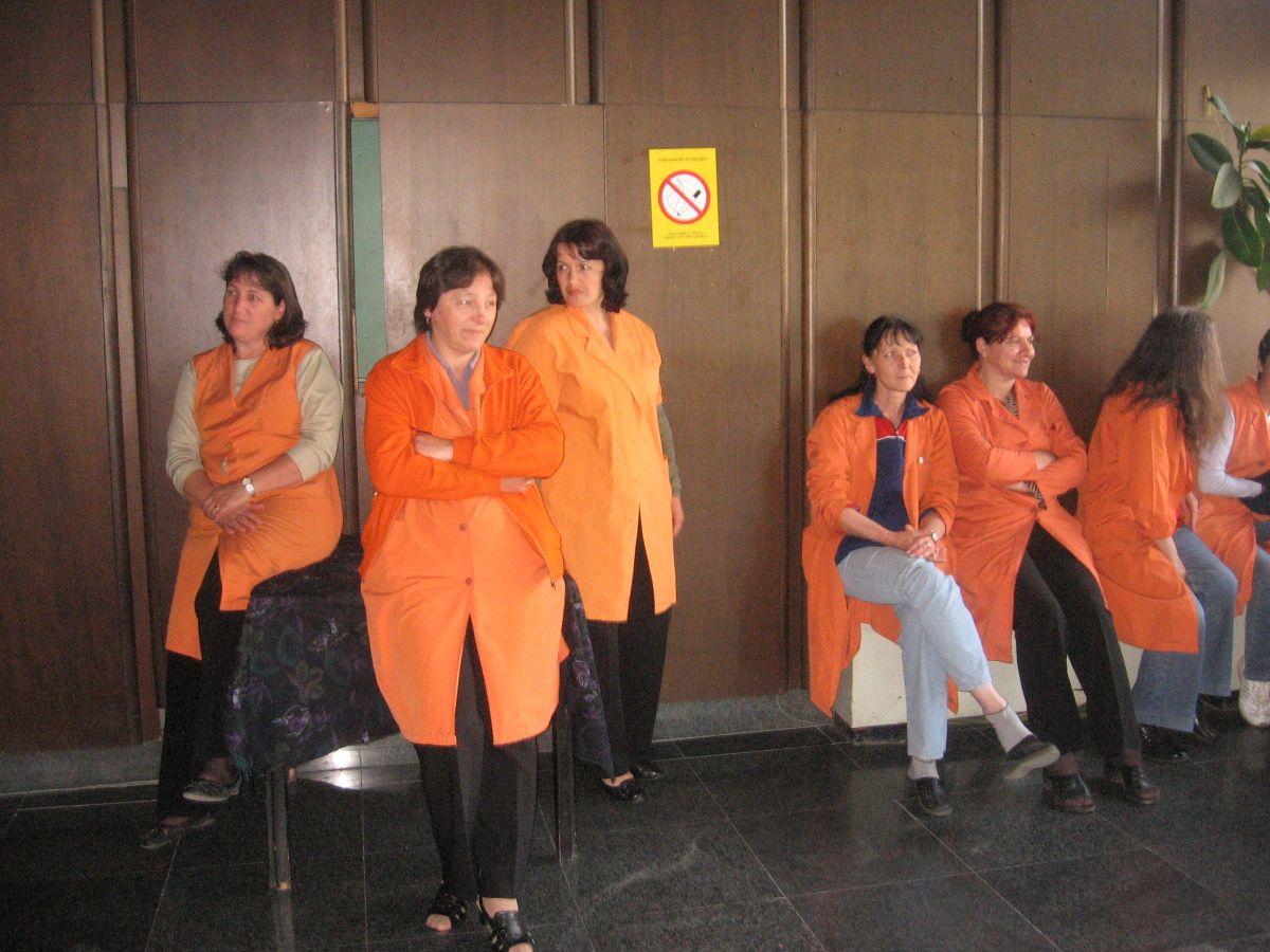 Sindikat najavio generalni štrajk u Jumku