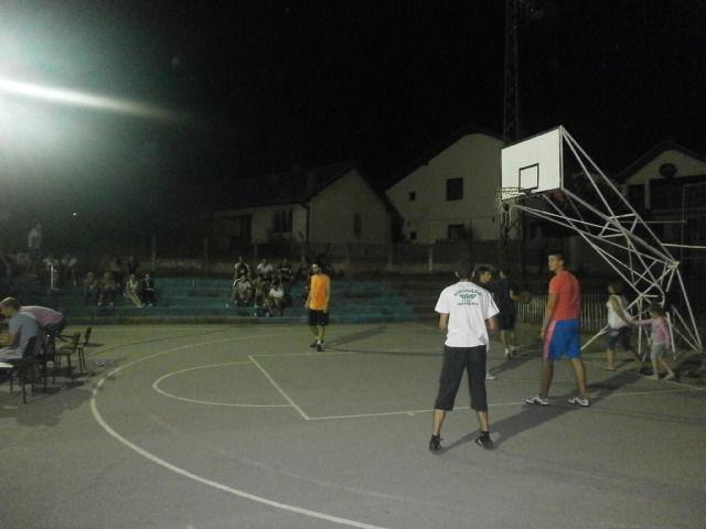 Počeo turnir u košarci