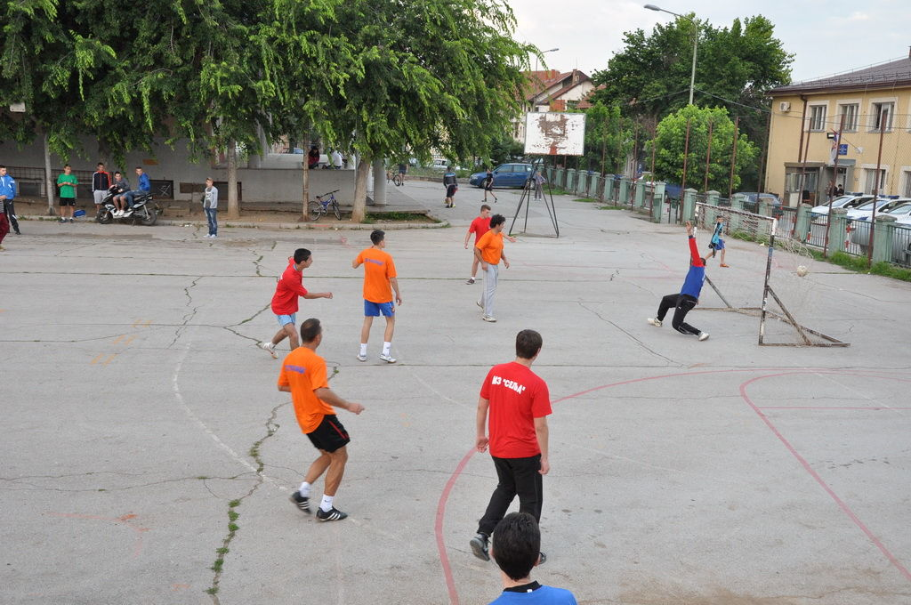 Počeo turnir u malom fudbalu