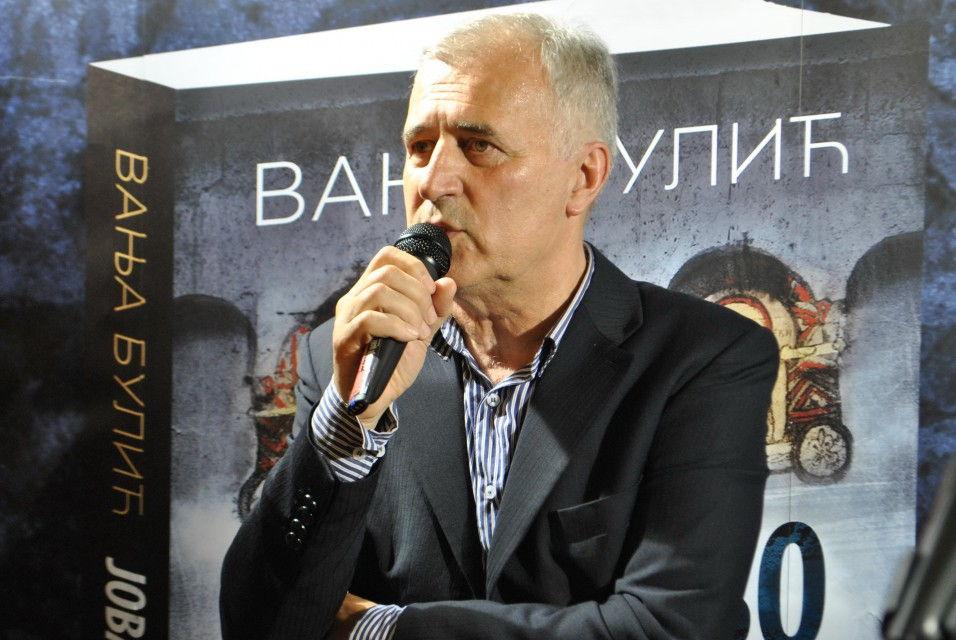 Vanja Bulić predstavlja svoje knjige u Surdulici