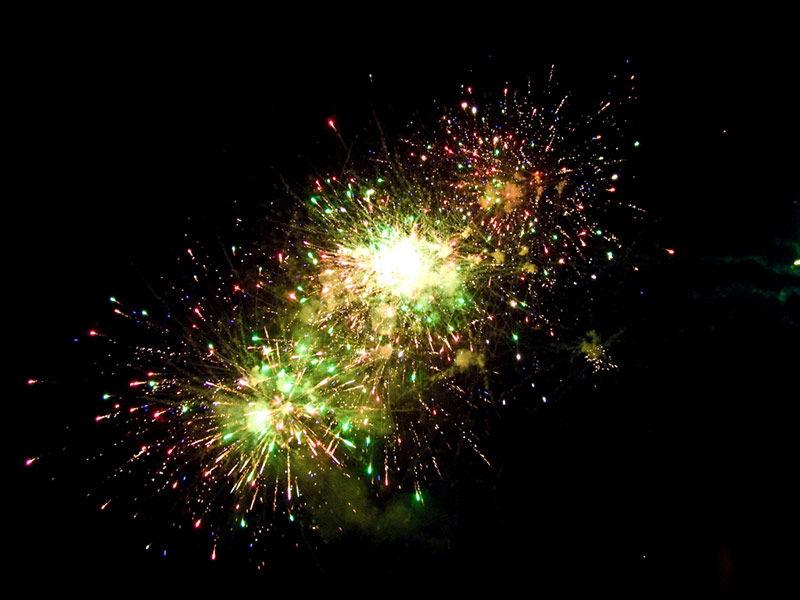 Skroman doček Nove godine u Lebanu