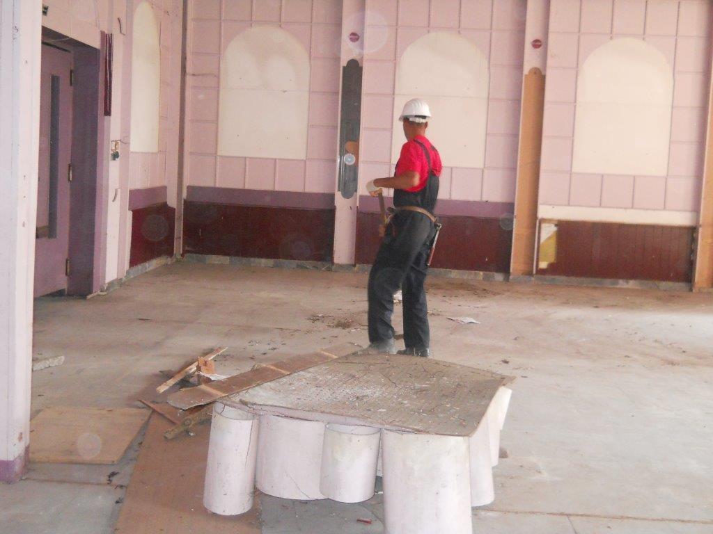 Počela rekonstrukcija Oficirskog doma