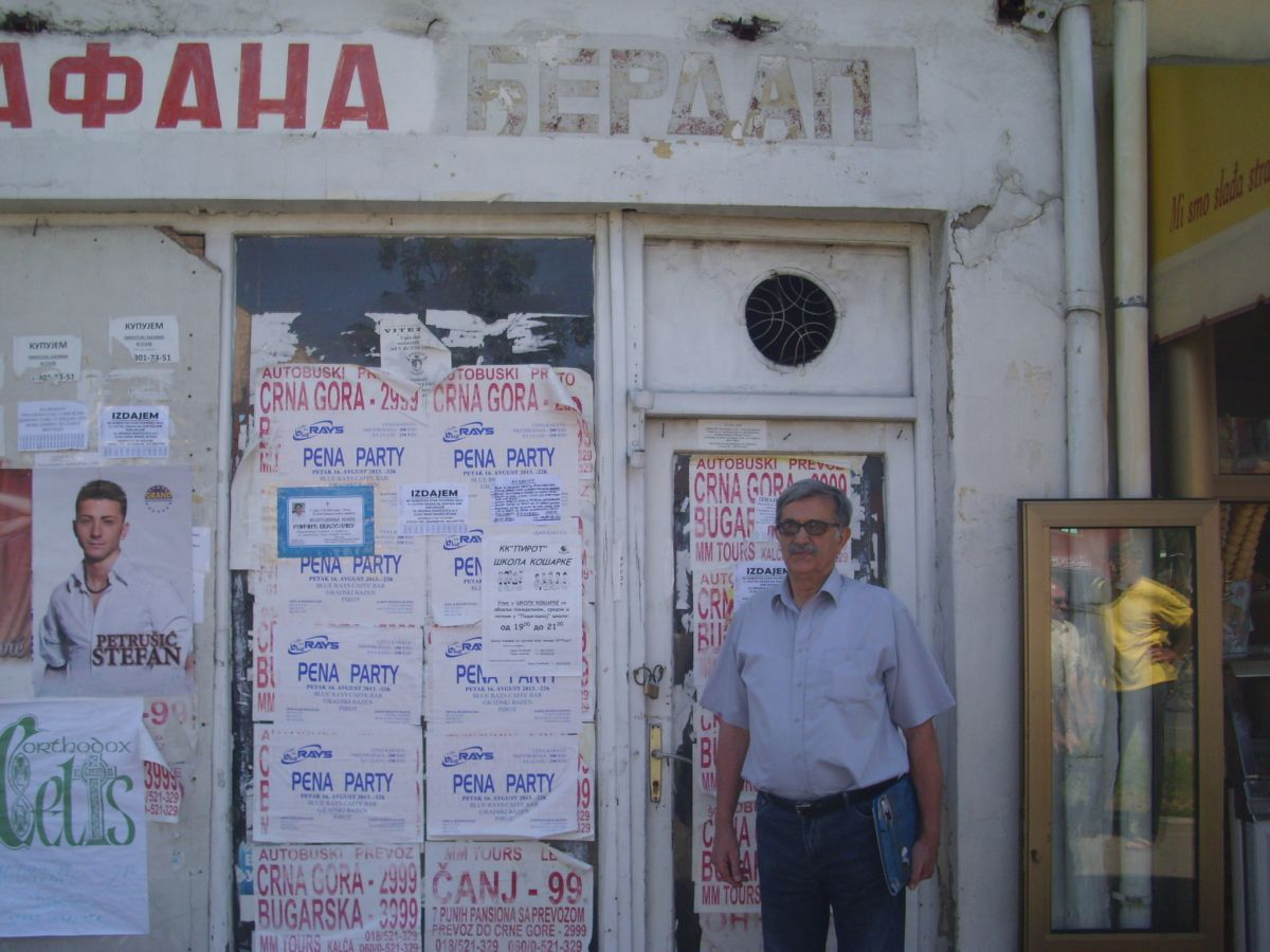 Vasićima vraćen očev lokal