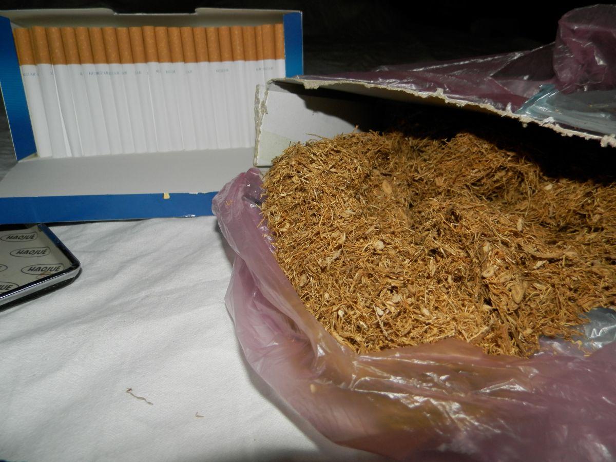 Policija do sada zaplenila 617 kilograma duvana