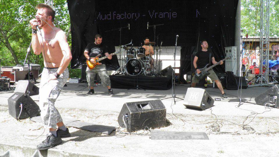 Vranjski bend Mud Faktory pobednik Gitarijade