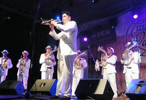 Orkestar Ekrema Mamutovića iz Vranja najbolji u Guči