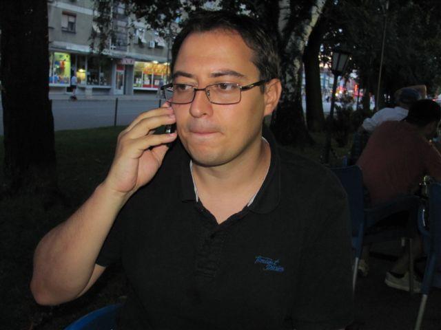Saša Pešić podneo ostavku u Gradskom odboru