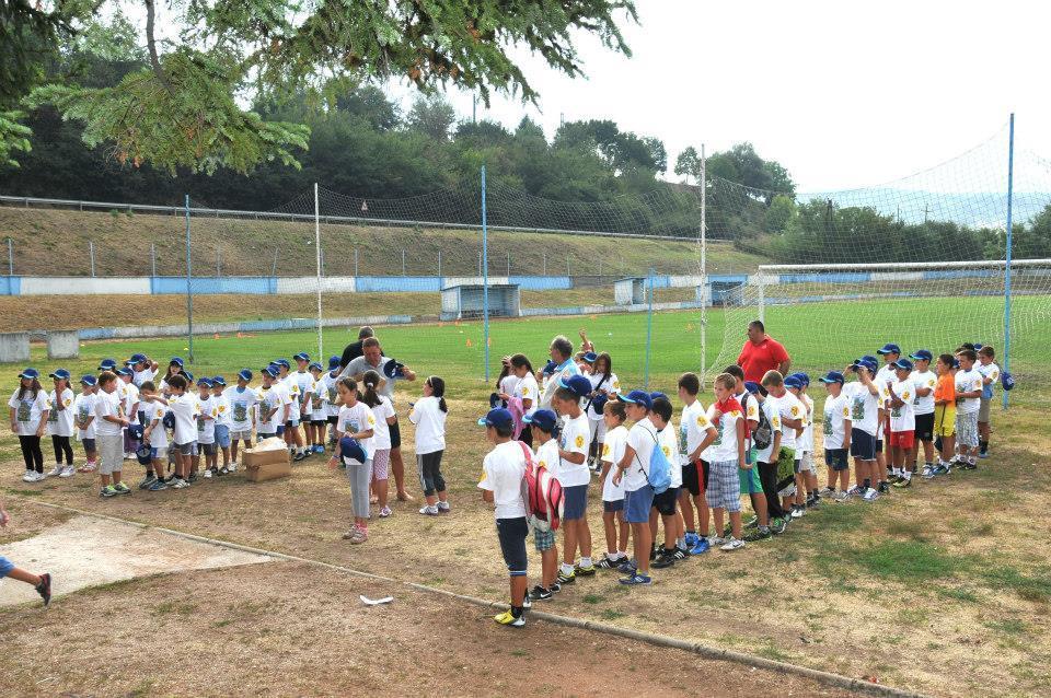 Otvorena zabavna škola fudbala