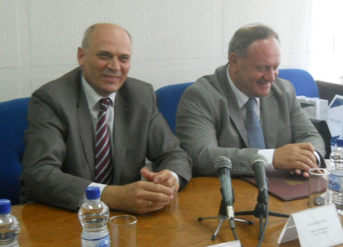 Gradonačelnik predsednicima komora predstavio Zelenu zonu