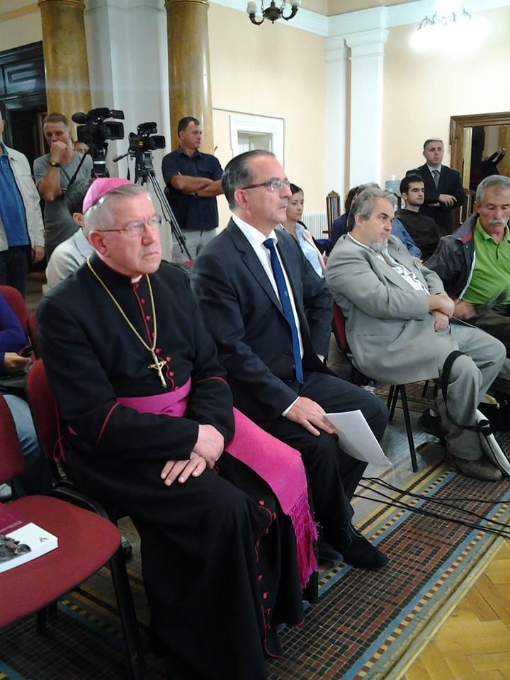 Katolički vernici na hodočašću u Nišu