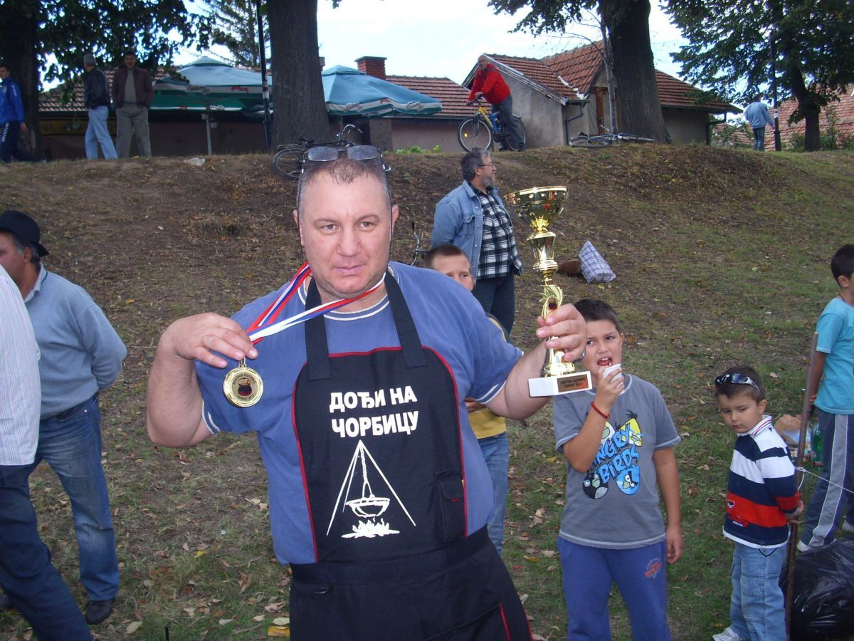 """Stolari"" pobedili na ""Zlatnom kotliću"""