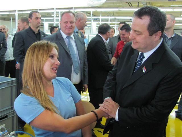 Leskovčanka za 23. rođendan dobila posao i čestitku premijera