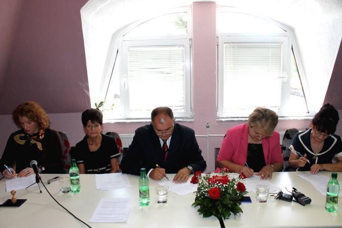 Potpisan kolektivni ugovor u predškolskoj ustanovi