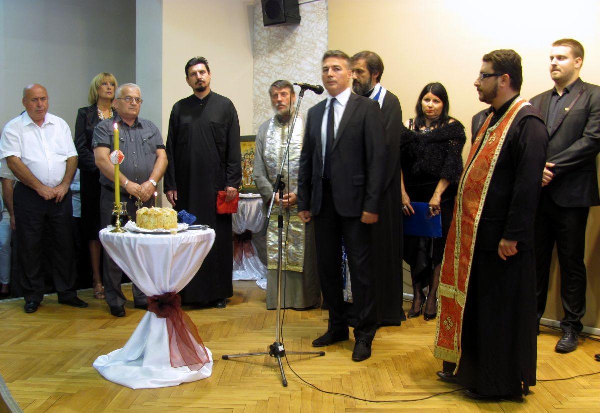 Palilula proslavila krsnu slavu