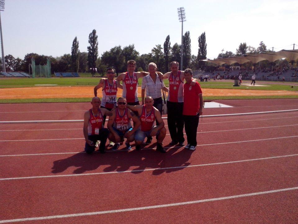 Atletičari Mladosti doneli pet medalja iz Zagreba
