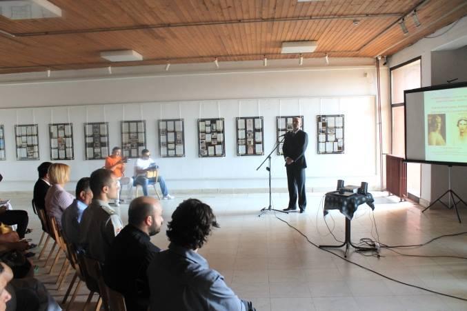 Otvorena izložba Miodraga Spasića