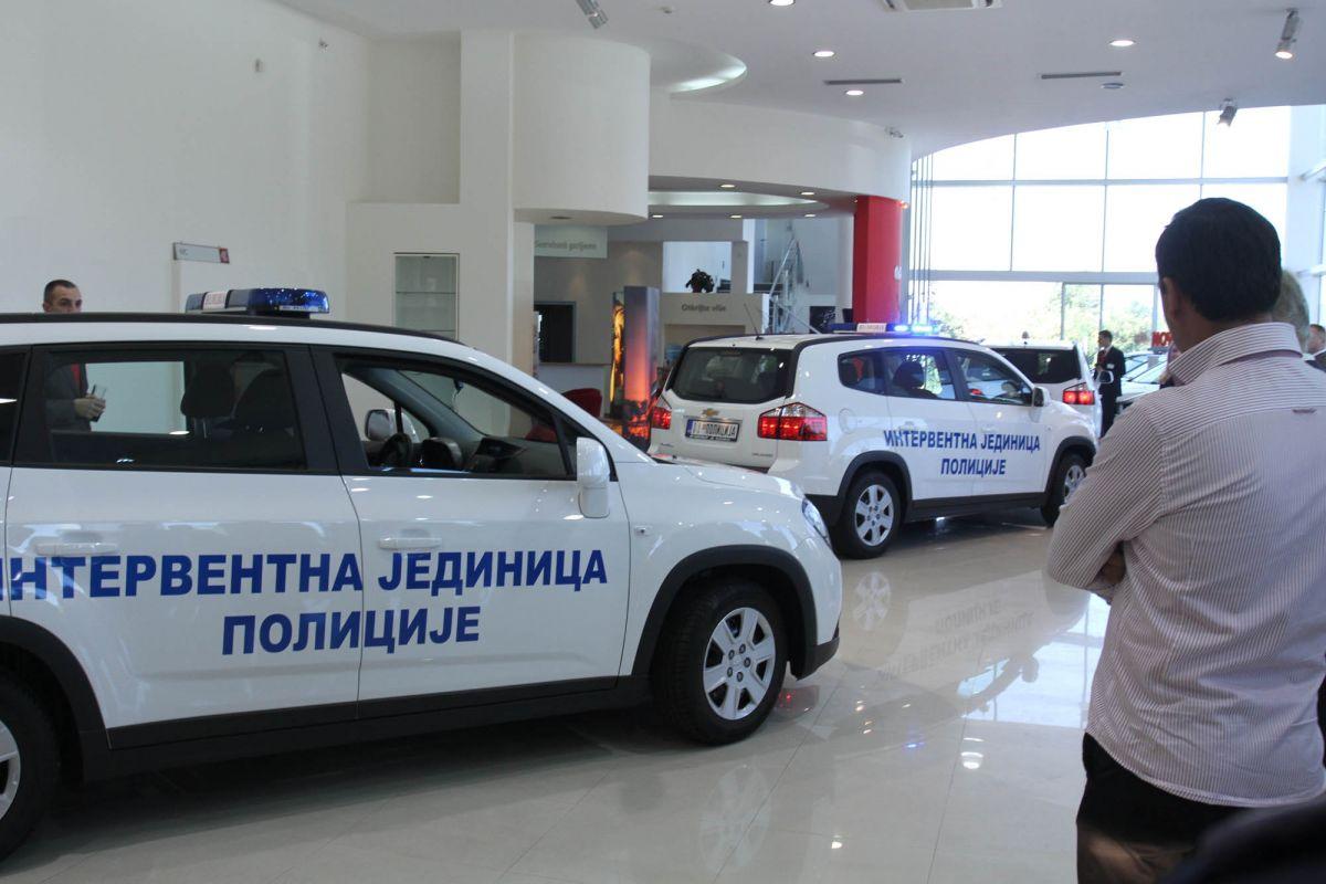 Džipovi i laptopovi za policajce