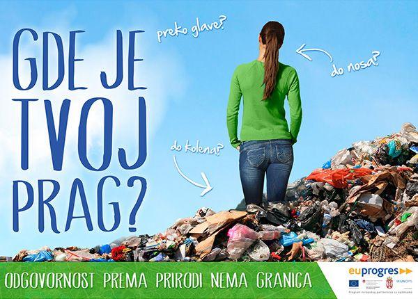 Ekološka kampanja o odgovornosti