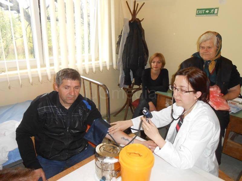 Besplatni pregledi starih u Poljanici
