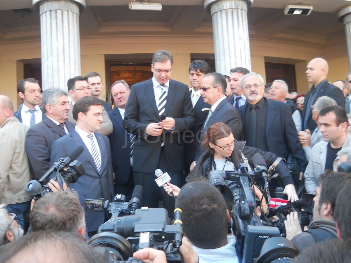 Vučić:Nama ni Murinjo ne bi bio dobar selektor