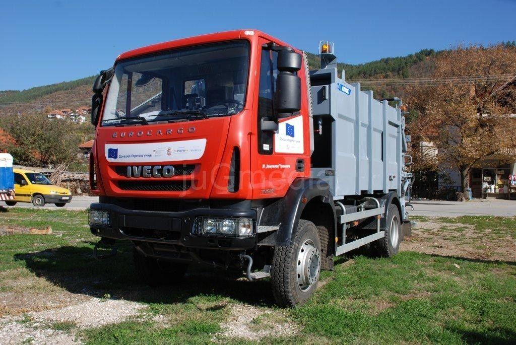Trgovište dobilo savremeni kamion za odvoženje smeća